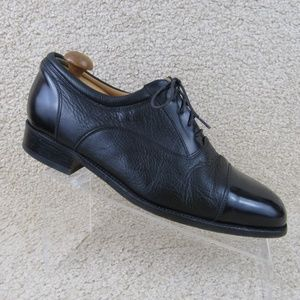 Loake Shoemakers England Cap Toe Oxfords 10.5